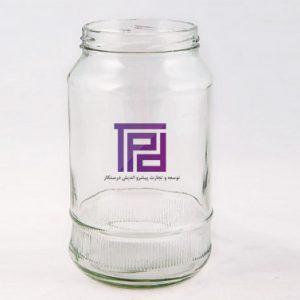 جار مدل ۱۰۰۰ سی سی محصول شیشه سازی مینا