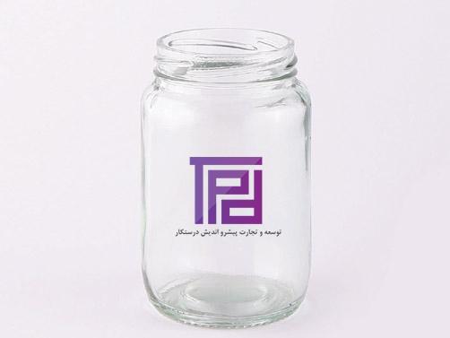 جار ۲۳۰ سی سی محصول شرکت شیشه سازی مینا