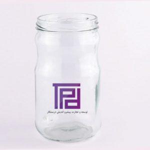 جار مدل ۷۰۰ سارا محصول شیشه سازی مینا