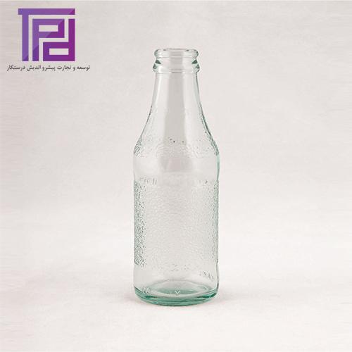 بطر ۱۸۰ سی سی عمومی محصول شرکت شیشه سازی مینا