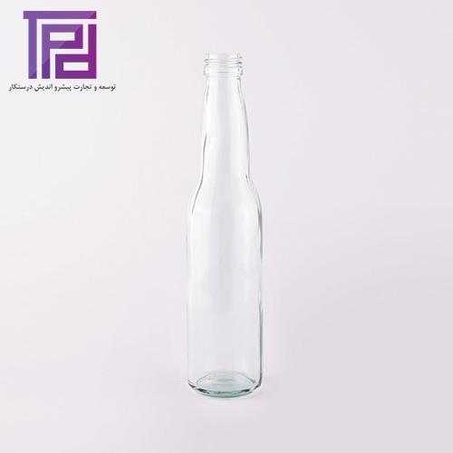 بطر ۲۶۵ آبلیمویی عمومی (حجم 265 سی سی) محصول شرکت شیشه سازی مینا