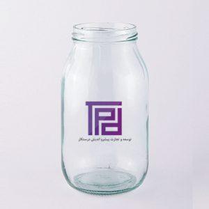 جار مدل ۴ محصول شیشه سازی مینا