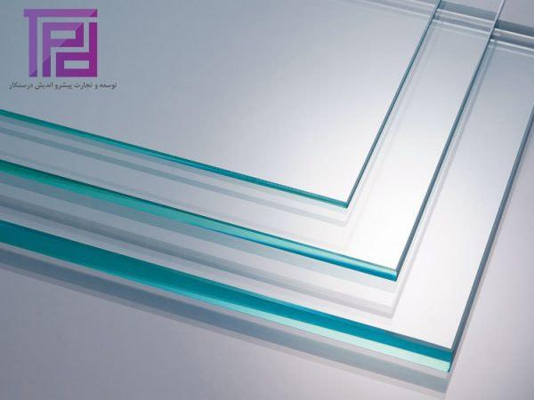 شیشه فلوت - شیشه تخت
