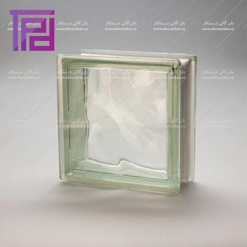 فروش بلوکهای شیشهای رنگی کاوه در شرکت بازرگانی درستکار