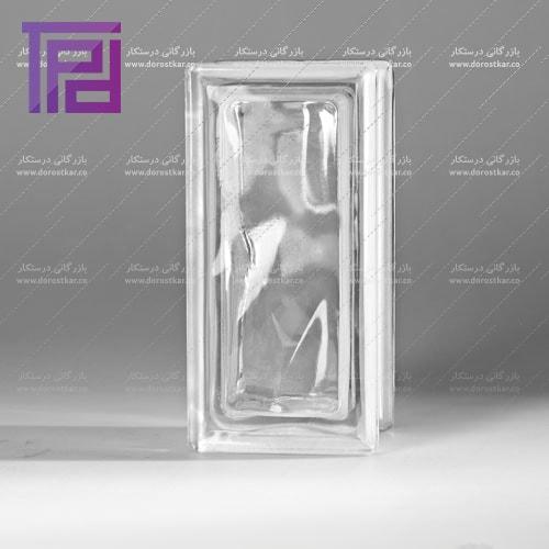 فروش نیمه بلوکهای شیشهای ساده کاوه در شرکت بازرگانی درستکار