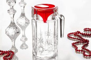 پارچ الماس محصول بلور و شیشه اصفهان