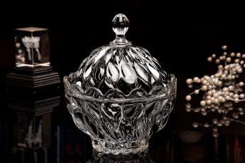 قندان فلورنس محصول بلور و شیشه اصفهان